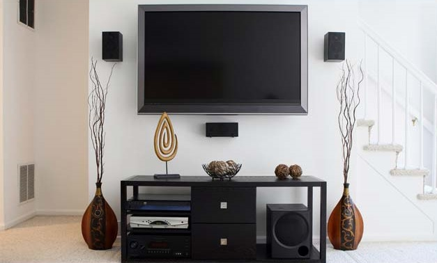 receiver for home